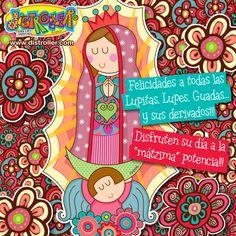 Virgen Guadalupe | Compartiendo por amor