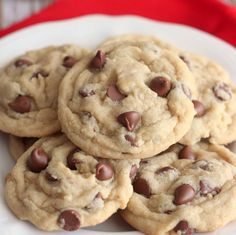 Ingredients   1 cup brown sugar   1 cup sugar   ½ cup butter   ½ cup oil   2 eggs   1 tsp. baking soda   1 tsp. salt   1 ts...
