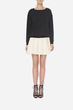 51  Blouse - 390zł (100€), Circle silk skirt - 500zł (125€)
