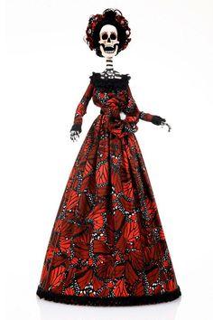 #Catrina #PinedaCovalin (Decoracion Halloween Catrina)
