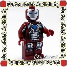 New custom LEGO minifigures by Christo!