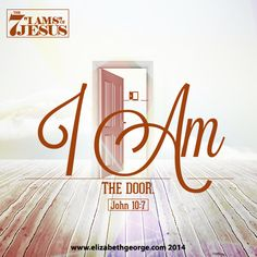 """Bible Scripture: """"Most assuredly, I say to you…I am the door of the sheep. If anyone enters by Me, he will be saved, I have come that they may have life, and that they may have it more abundantly. Favorite Bible Verses, Bible Verses Quotes, Jesus Quotes, Bible Scriptures, Jesus Son Of God, Thank You Jesus, Love The Lord, Gods Love, Nice Words About Life"""