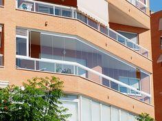 Cristales para terrazas Málaga | Cerramientos terrazas y porches