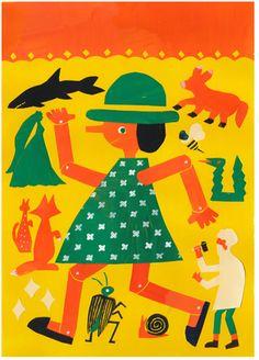 mizuki goto Illustration portfolio