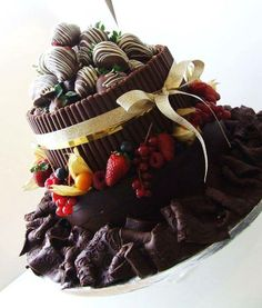 any1 for the chocolate cake...