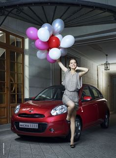 Cheers for New 2013 Nissan Micra - A Small Car