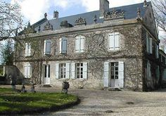 Cognac France--manor