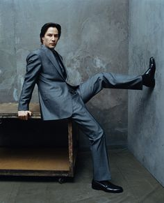 Keanu Reeves | Photography by Lorenzo Agius