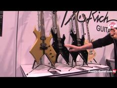 NAMM '15 - B.C. Rich BCR6 and Mockingbird Contour Deluxe Demos | 2015-02-19 | Premier Guitar
