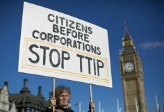 UE/EUA: a silenciosa revolução do Tratado Transatlântico | #LivreComércio, #Multinacionais, #Obama, #Transatlântico, #Tratado, #TTIP