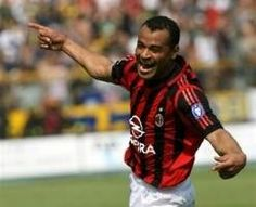 Cafu is a european champion with Milan in 2007