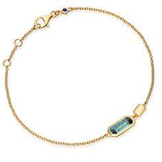 London Blue Topaz Prismic Ring   Astley Clarke