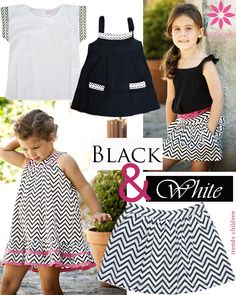 Oh! Soleil moda infantil primavera verano 2015 estampado chevron