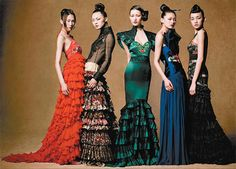 All About Chinese Fashion
