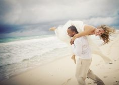 find this pin and more on destination wedding pictures general love beach wedding dress and photo idea