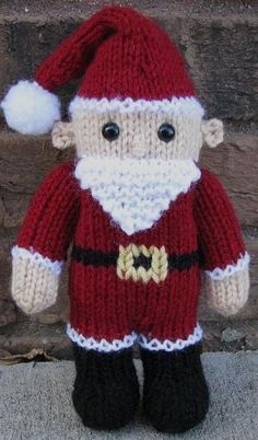 Santa Claus - via @Craftsy
