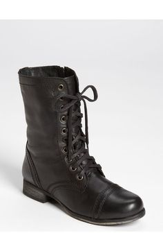 1f62e1445a Steve Madden  Troopa  Boot available at  Nordstrom Black Leather Boots
