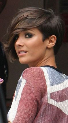 Image result for frankie sandford haircut