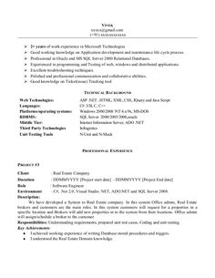 Resume Sample For Experienced Simple Resume Format In Cv  Pinterest  Sample Resume Sample Resume .