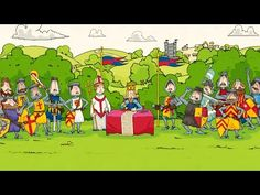 CC Cycle 2 Week 4 - This is longer - 15 minutes - The Story of Magna Carta - YouTube