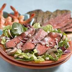 Grilled Sirloin Salad - Price Chopper Recipe
