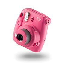 Check this out at Amazon Fujifilm Instax Mini, Instax Mini Film, Instax Mini Camera, Perfect Selfie, Close Up Lens, Bright Pictures, Givenchy, Cobalt Blue, Flamingo