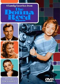 The Donna Reed Show - The Internet Movie Plane Database Vintage Tv, Vintage Movies, The Donna Reed Show, Tv Moms, Tv Show Casting, Internet Movies, Tv Land, Old Tv Shows, My Childhood Memories