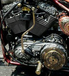 Harley Davidson sportster  Heart