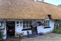 Overview – Restaurant 1826 Adare, Co. Ireland, Cottage, Restaurant, Cakes, Outdoor Decor, Travel, Food, Viajes, Cake Makers