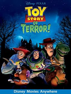 Toy Story of Terror Compilation Plus Bonus Features * Learn more by visiting the image link.Note:It is affiliate link to Amazon.