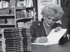 Mary Kay Ash Always smiling, always giving.