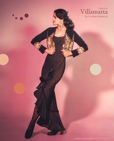 Su moda flamenca para bailar! #flamenco #lunaresflamenco