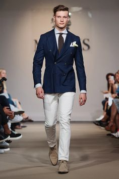 Morris Heritage unveiled its Spring Summer 2016 collection during Stockholm  Fashion Week. Stil Gentleman 6f2023902ffa1