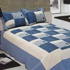 Resultado de imagen para cubrecamas en patchwork Big Block Quilts, Boy Quilts, Quilt Block Patterns, Quilt Blocks, Quilt Bedding, Bedding Sets, Duvet, Quilting Projects, Quilting Designs