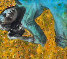 Shae Detar's painted portraits