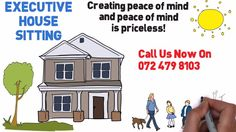 Executive House Sitting caters for all of your house sitting and pet sitting needs in Port Elizabeth South Africa. We also do dog walking and dog training. Phone us now to see what we can do for you.