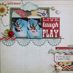 layout by Wendy Smith