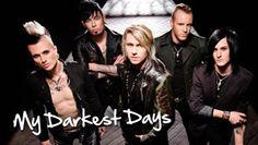 #My Darkest Days