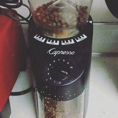 My version of meal prep. #coldbrew #coffee #capresso