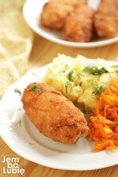 de-volaille-przepis-jak-zrobić-5 Polish Recipes, Tandoori Chicken, Chicken Recipes, Good Food, Food And Drink, Cooking Recipes, Lunch, Meals, Dishes