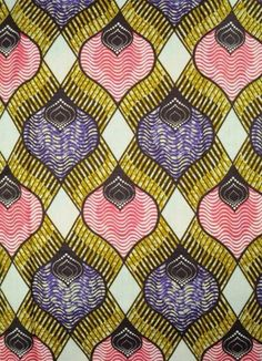African textile (via coquita)
