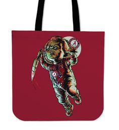 Chucky Alabama Crimson Tide Tote Bag – Best Funny Store