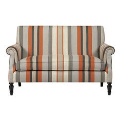 Dig the colors on this couch.