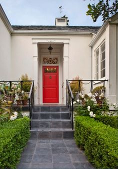 Red Door Welcome