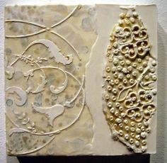 lissa rankin - Hot Stuff - encaustic show need more info Wax Art, Encaustic Painting, Lissa Rankin, Art Techniques, Art Tutorials, Altered Art, Collage Art, Crafts, Mixed Media