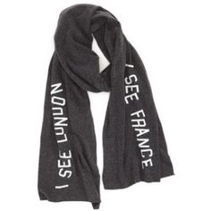 THE EDIT — 10 Fashion-Forward Scarves to Defeat the Cold This Fall (For Fashion)
