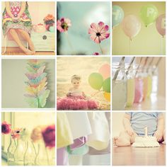 Things I Love Thursdays: Yummy Pastels! by Niki :D, via Flickr
