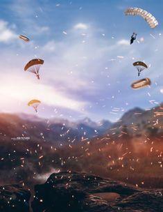 Pubg Parachute Wallpaper Pin By Satappa Gore On Background Pinterest Background