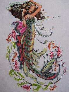 http://ilona-crossstitching.blogspot.com/search/label/Nora Corbett - The South Seas Mermaid?max-results=20