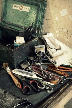 Barber Tools Kit